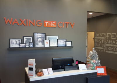 Waxing The City, Frisco