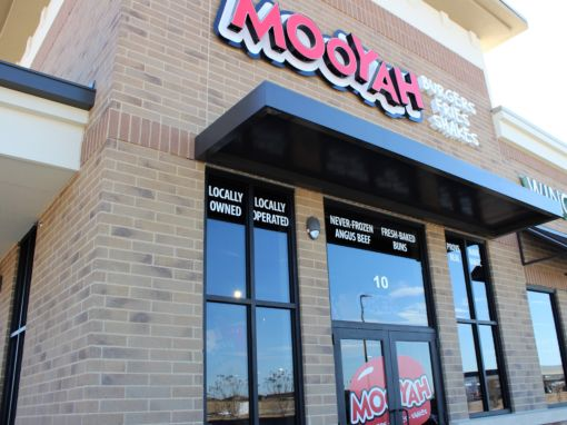 Mooyah Burger, Prosper