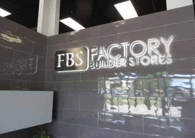 Factory Builder Stores Showroom, Grapevine