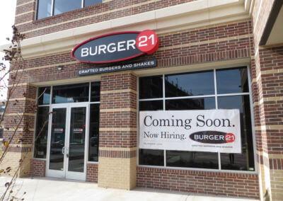 Burger 21, Frisco