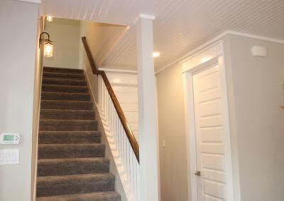 Stair Hallway Area