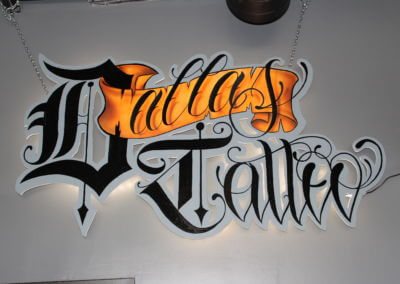 Dallas Tattoo, Dallas