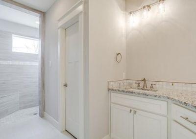 master vanity shower